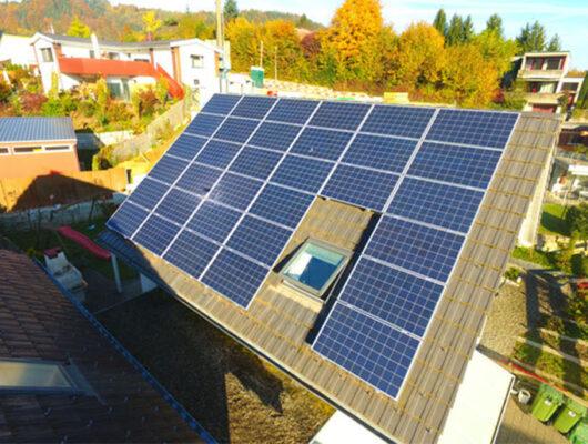 Solar für Steildächer